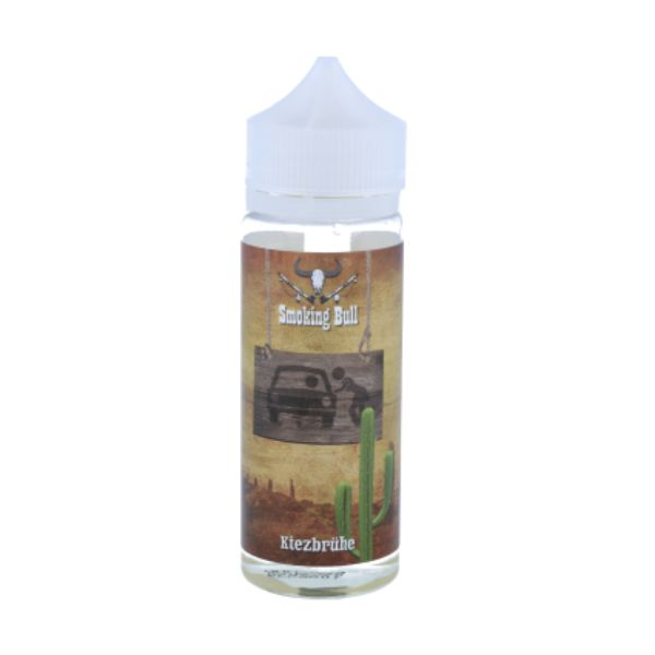 Smoking Bull - Kiezbrühe 100 ml - 0mg/ml