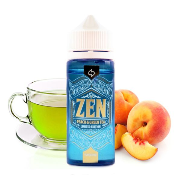 Sique Berlin - ZEN Premium Liquid 100 ml - 0mg/ml