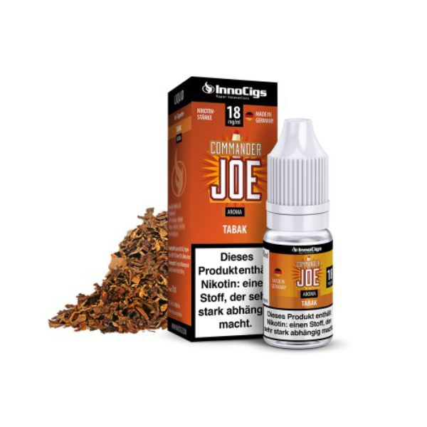Joe Tabak Liquid 10 ml