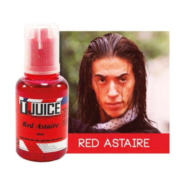T-Juice - Red Astaire Aromakonzentrat - 30ml