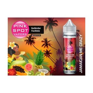 Pinkspot - Jamaican Me Crazy 50 ml - 0mg/ml
