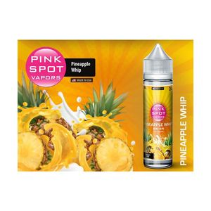 Pinkspot - Pineapple Whip 50 ml - 0mg/ml