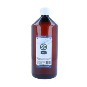 1 Liter Basis von SC - 80VG/20PG - 0mg/ml