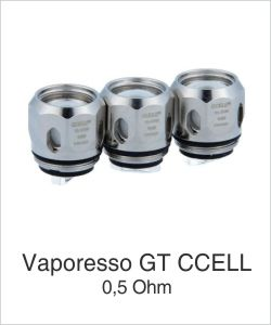 Vaporesso GT CCELL Head 0,5 Ohm bei eCigarette24